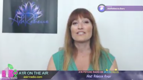 AskRebecca: Psychic Radio Episode 19 – Mother's Day
