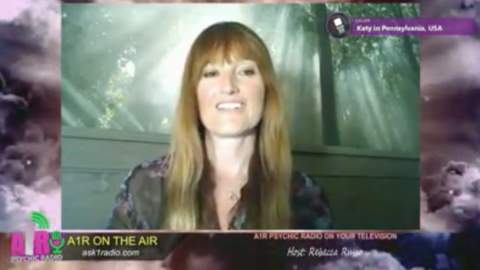AskRebecca: Psychic Radio Episode 2
