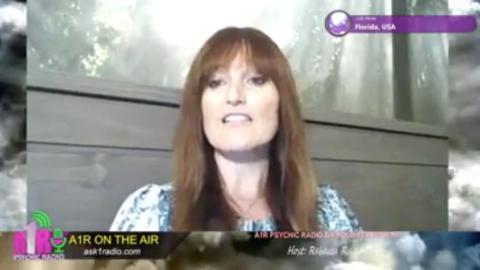 AskRebecca: Psychic Radio Episode 4