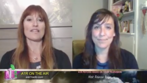 AskRebecca: Psychic Radio Episode 7 – Teen Dating Violence Awareness Month