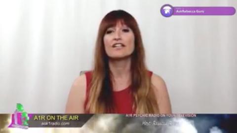 AskRebecca: Psychic Radio Episode 9
