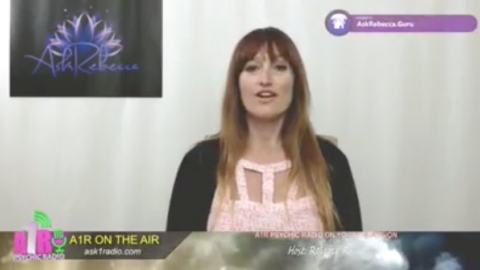 AskRebecca: Psychic Radio Episode 10