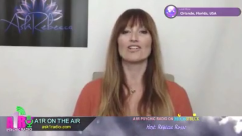 AskRebecca: Psychic Radio Episode 14 – Pursuing Your Dreams
