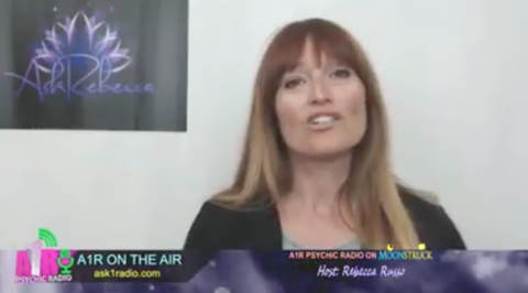 AskRebecca: Psychic Radio Episode 17 – Pursuing Your Dreams