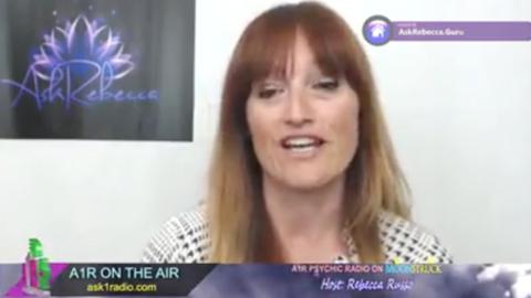 AskRebecca: Psychic Radio Episode 18 – Moms
