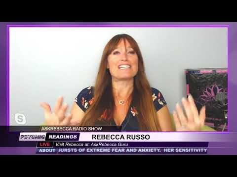 AskRebecca: Psychic Radio Episode 109 – Intuitive Messages