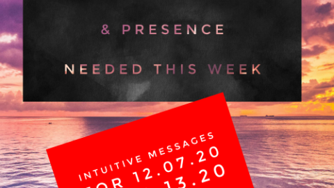 AskRebecca: Intuitive Messages 12.07.20 to 12.13.20